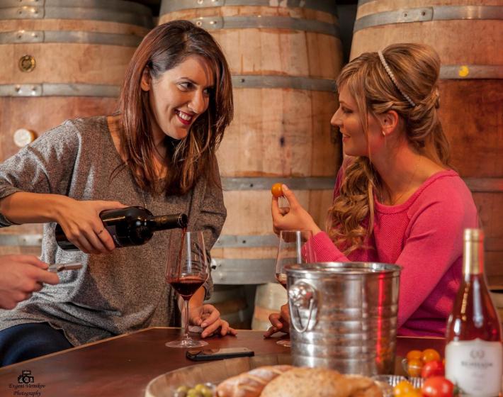 חוויה של יין, מוזיקה ואווירה ייחודית